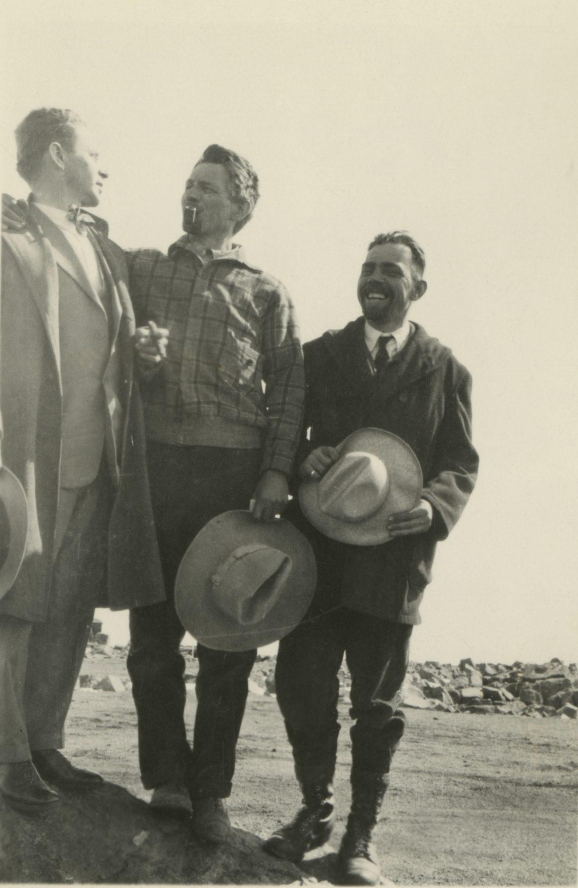 Mruk, Bakos and Jonson, 1926-1927