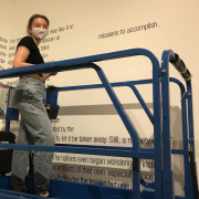 Missions to Accomplish: Working at the UNM Art Museum