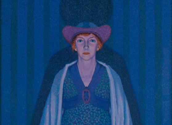 Visionary Modern: Raymond Jonson Trilogies, Cycles, and Portraits